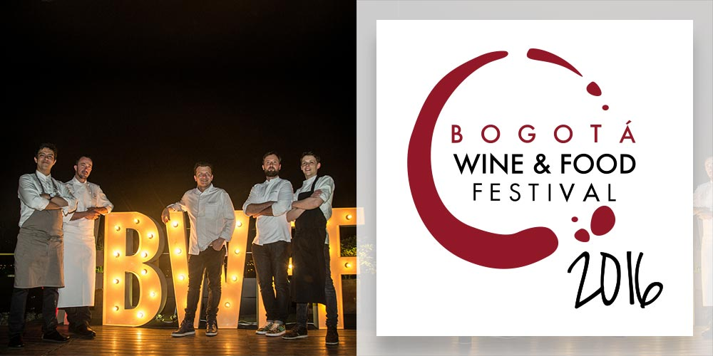 BOGOTA WINE AND FOOD FESTIVAL