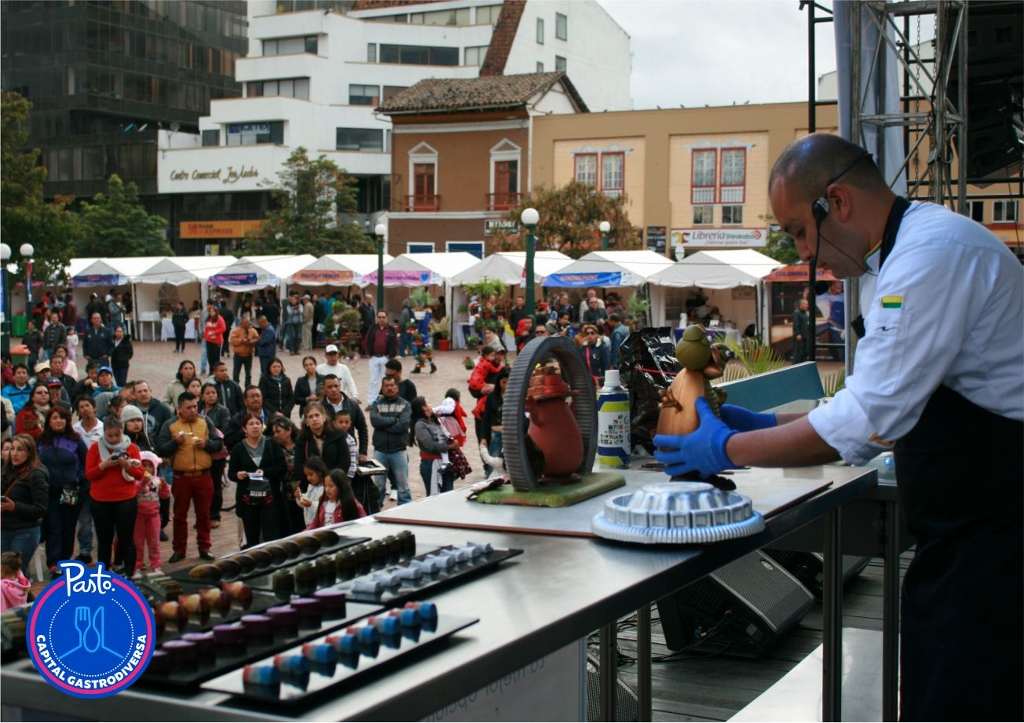 Encuentro de sabores andinos, Pasto Capital Gastrodiversa 2017