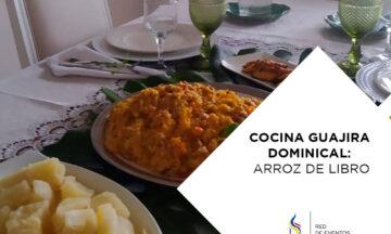 COCINA GUAJIRA DOMINICAL: ARROZ DE LIBRO